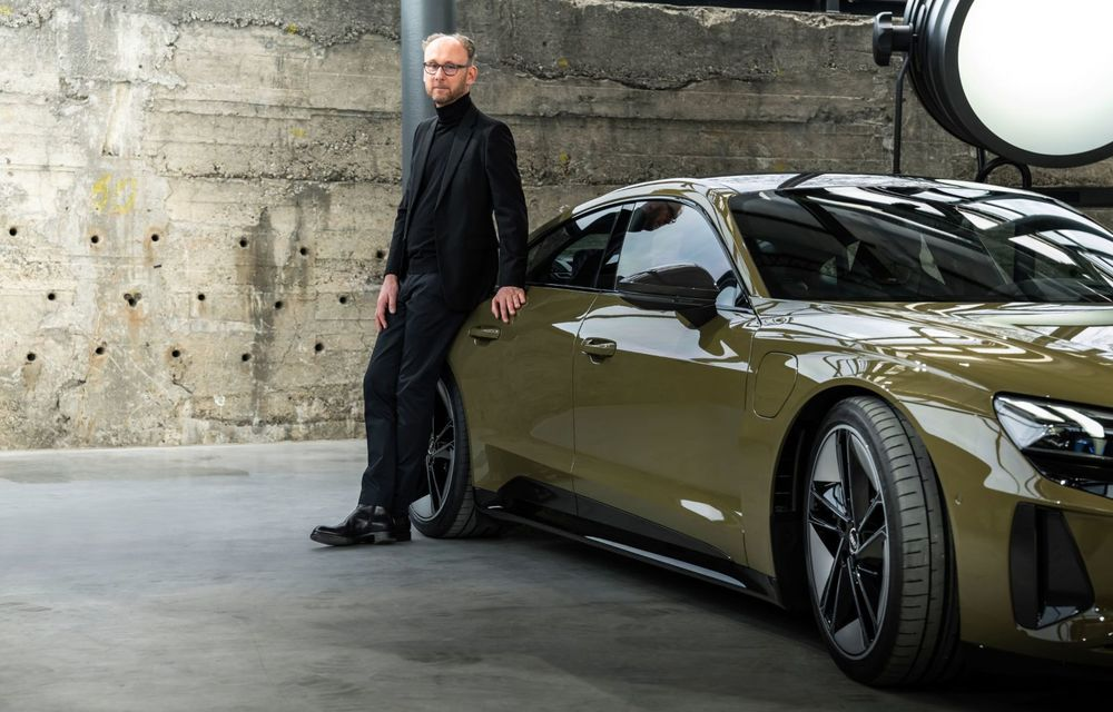 OFICIAL: Acesta este noul Audi e-tron GT, un supercar electric, frate cu Porsche Taycan - Poza 14