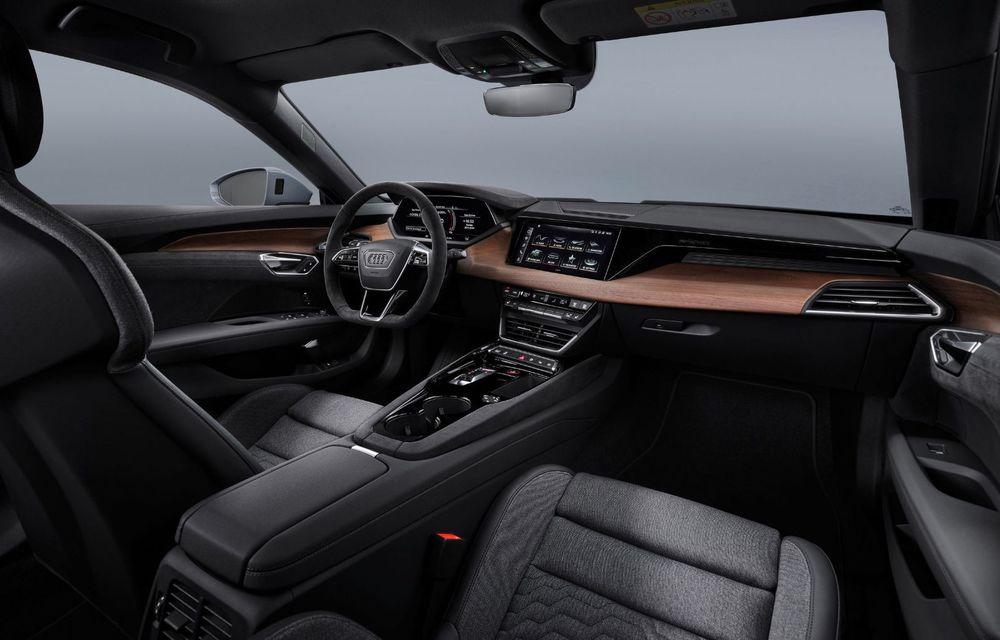 OFICIAL: Acesta este noul Audi e-tron GT, un supercar electric, frate cu Porsche Taycan - Poza 34