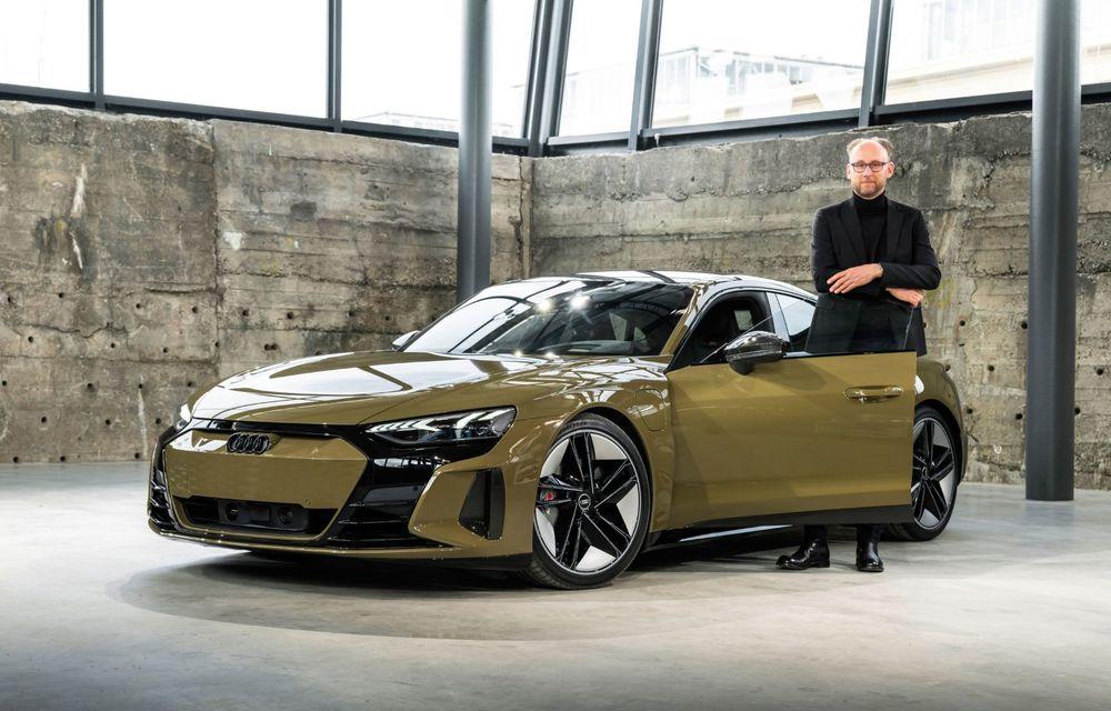 OFICIAL: Acesta este noul Audi e-tron GT, un supercar electric, frate cu Porsche Taycan - Poza 18
