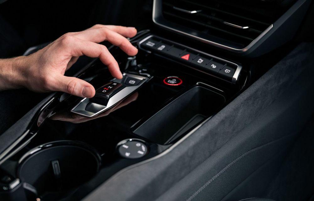 OFICIAL: Acesta este noul Audi e-tron GT, un supercar electric, frate cu Porsche Taycan - Poza 60