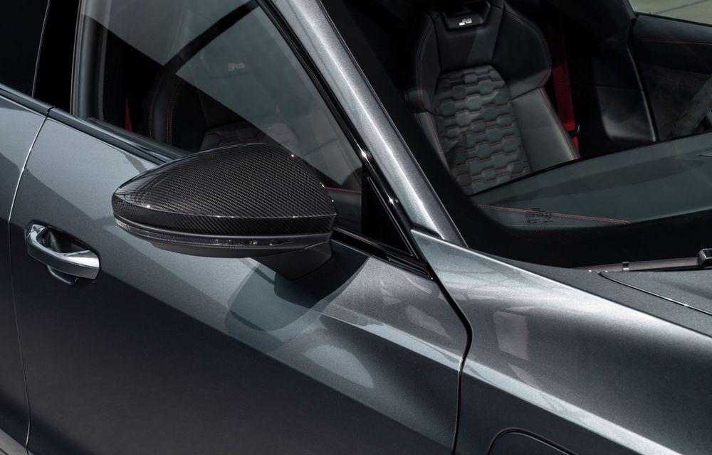 OFICIAL: Acesta este noul Audi e-tron GT, un supercar electric, frate cu Porsche Taycan - Poza 39