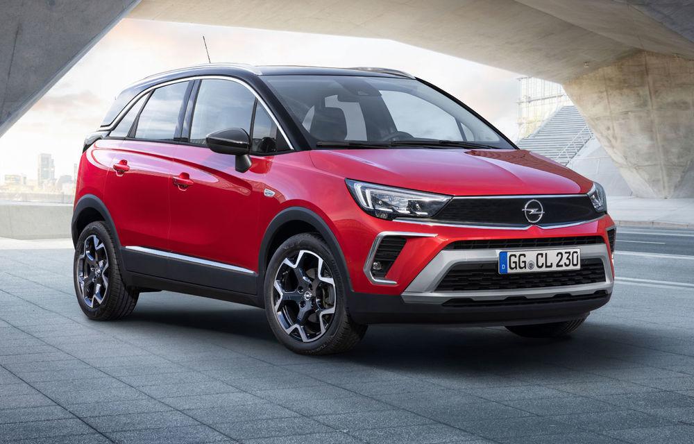 Prețuri pentru Opel Crossland facelift în România: start de la 15.270 de euro - Poza 1