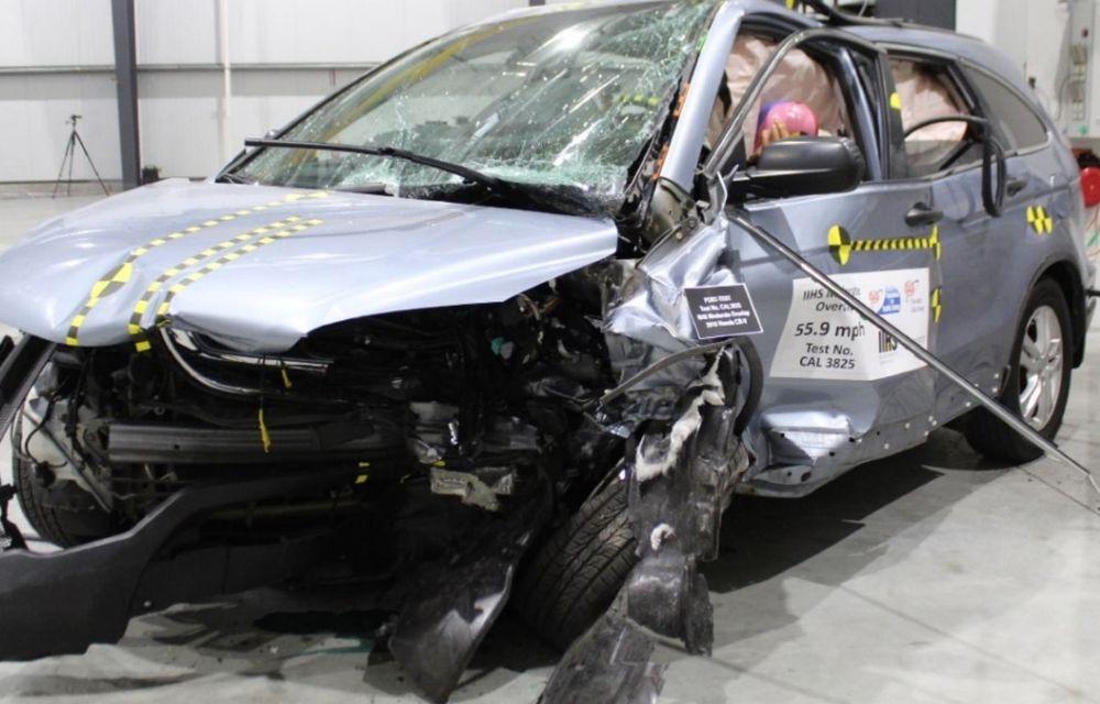 STUDIU: Fiecare 10 km/h în plus peste limita legală de viteză poate avea urmări tragice - Poza 2