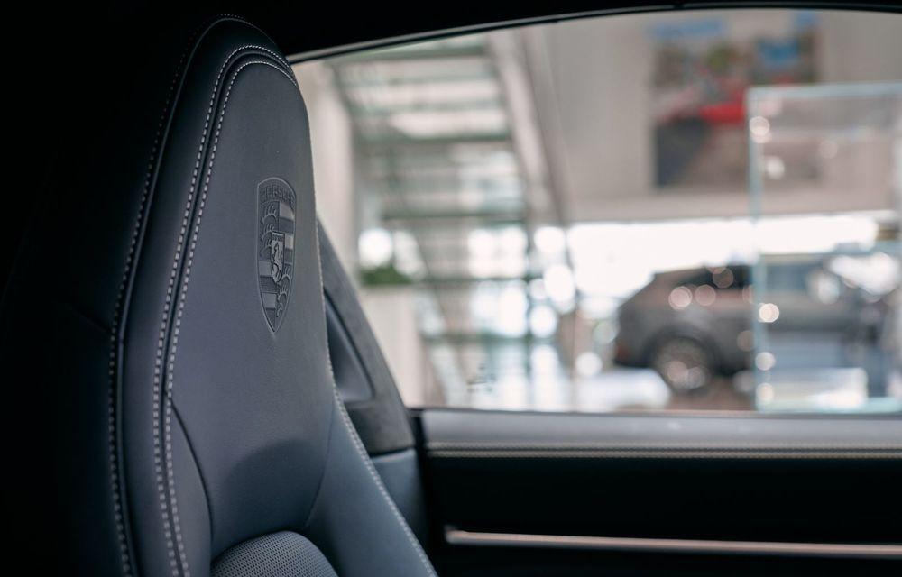 Porsche Exclusive Manufaktur, inaugurat la București: românii își pot personaliza mașina chiar și la noi în țară - Poza 9