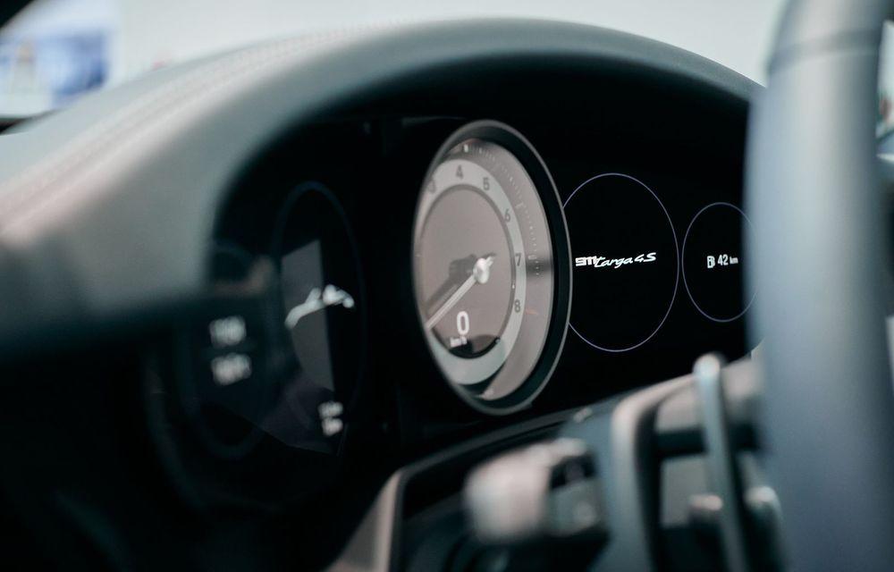 Porsche Exclusive Manufaktur, inaugurat la București: românii își pot personaliza mașina chiar și la noi în țară - Poza 10