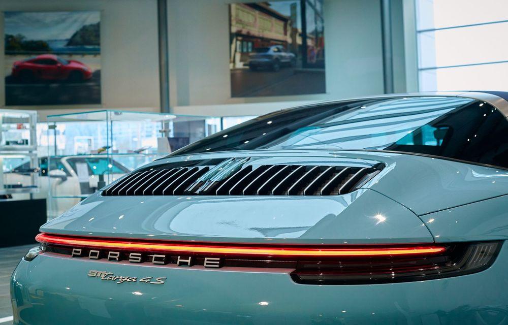 Porsche Exclusive Manufaktur, inaugurat la București: românii își pot personaliza mașina chiar și la noi în țară - Poza 4