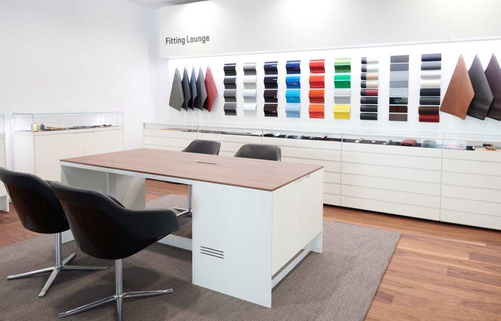 Porsche Exclusive Manufaktur, inaugurat la București: românii își pot personaliza mașina chiar și la noi în țară - Poza 5