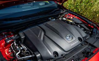 Mazda îmbunătățește motorul Skyactiv-X: putere în plus și consum mai mic de combustibil