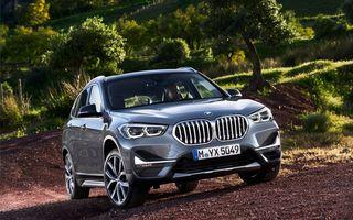 BMW pregătește versiunea electrică a lui X1: lansare până în 2023