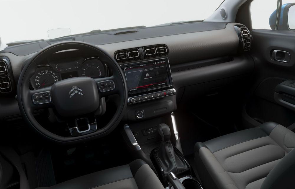 Acesta este noul Citroen C3 Aircross facelift: design la fel de curajos, interior mult mai tehnologizat - Poza 16
