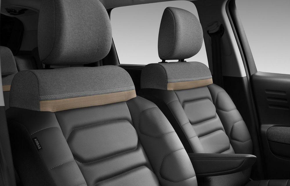 Acesta este noul Citroen C3 Aircross facelift: design la fel de curajos, interior mult mai tehnologizat - Poza 11