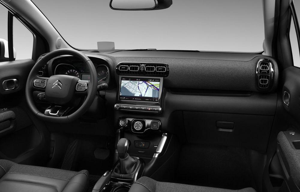 Acesta este noul Citroen C3 Aircross facelift: design la fel de curajos, interior mult mai tehnologizat - Poza 10