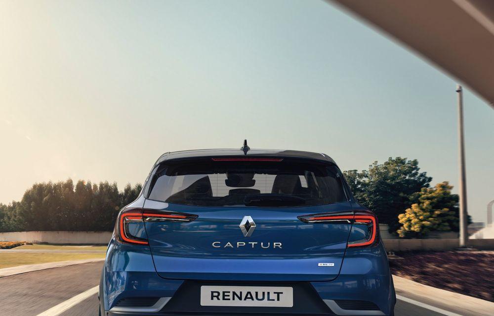 Renault Captur primește nivelul de echipare RS Line - Poza 5