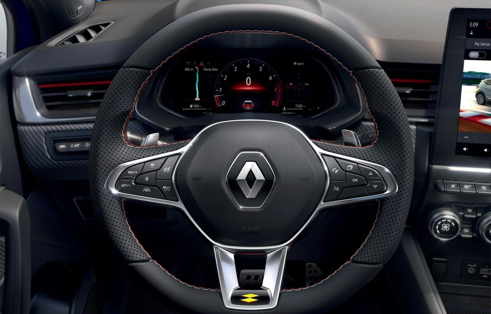 Renault Captur primește nivelul de echipare RS Line - Poza 18