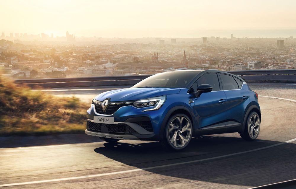 Renault Captur primește nivelul de echipare RS Line - Poza 2