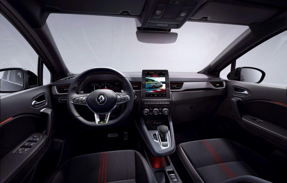 Renault Captur primește nivelul de echipare RS Line - Poza 17