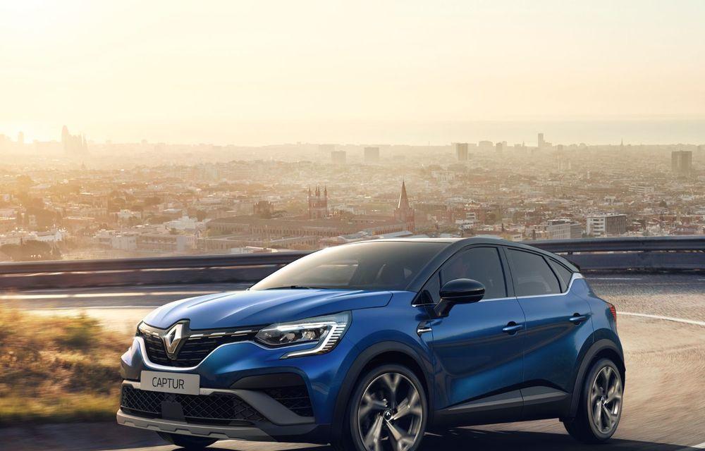 Renault Captur primește nivelul de echipare RS Line - Poza 3