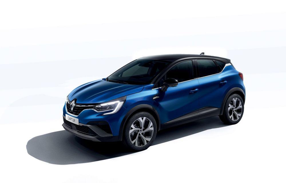 Renault Captur primește nivelul de echipare RS Line - Poza 8