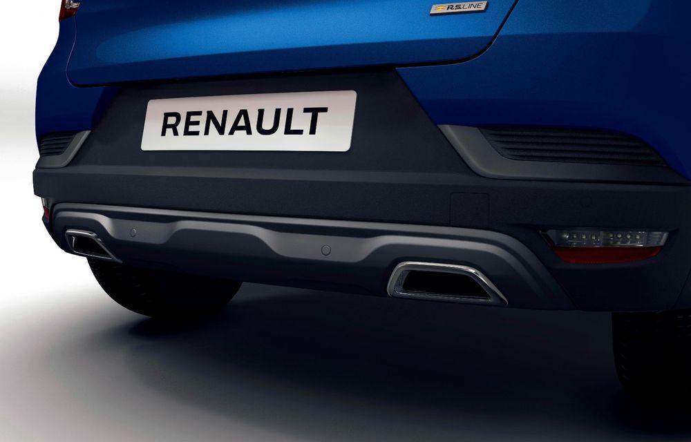 Renault Captur primește nivelul de echipare RS Line - Poza 15