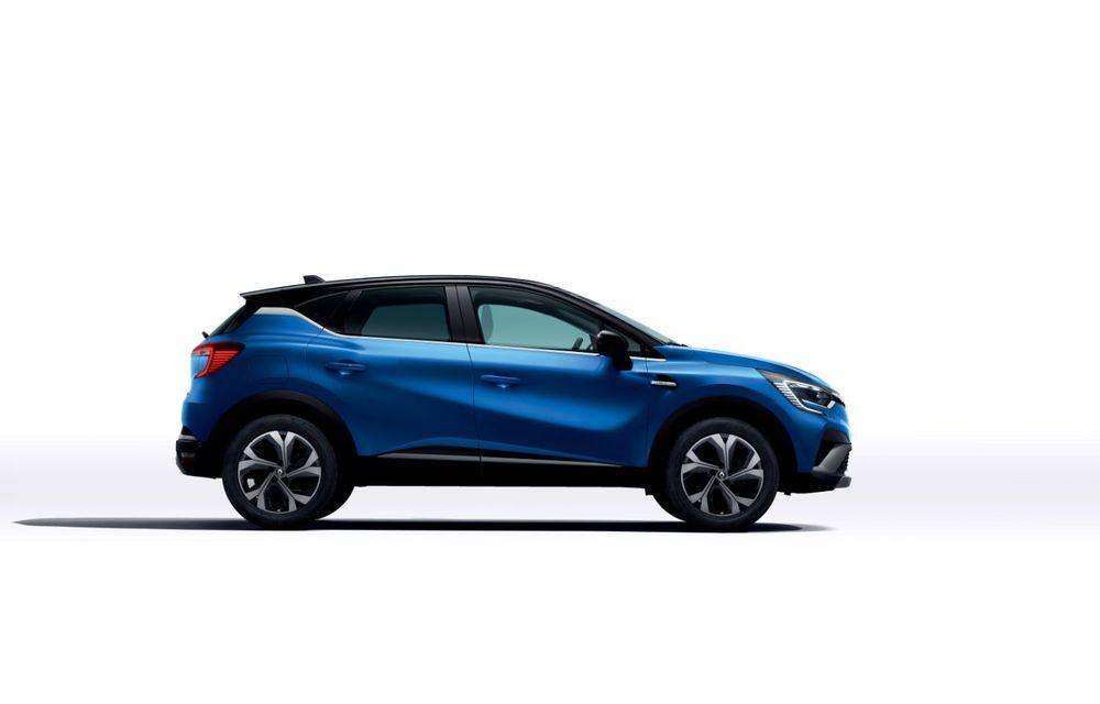 Renault Captur primește nivelul de echipare RS Line - Poza 12