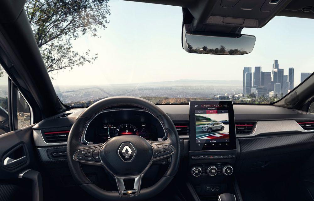 Renault Captur primește nivelul de echipare RS Line - Poza 7