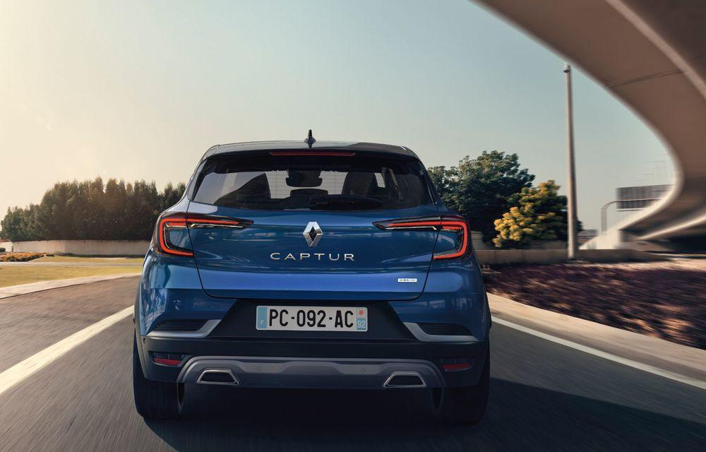 Renault Captur primește nivelul de echipare RS Line - Poza 4