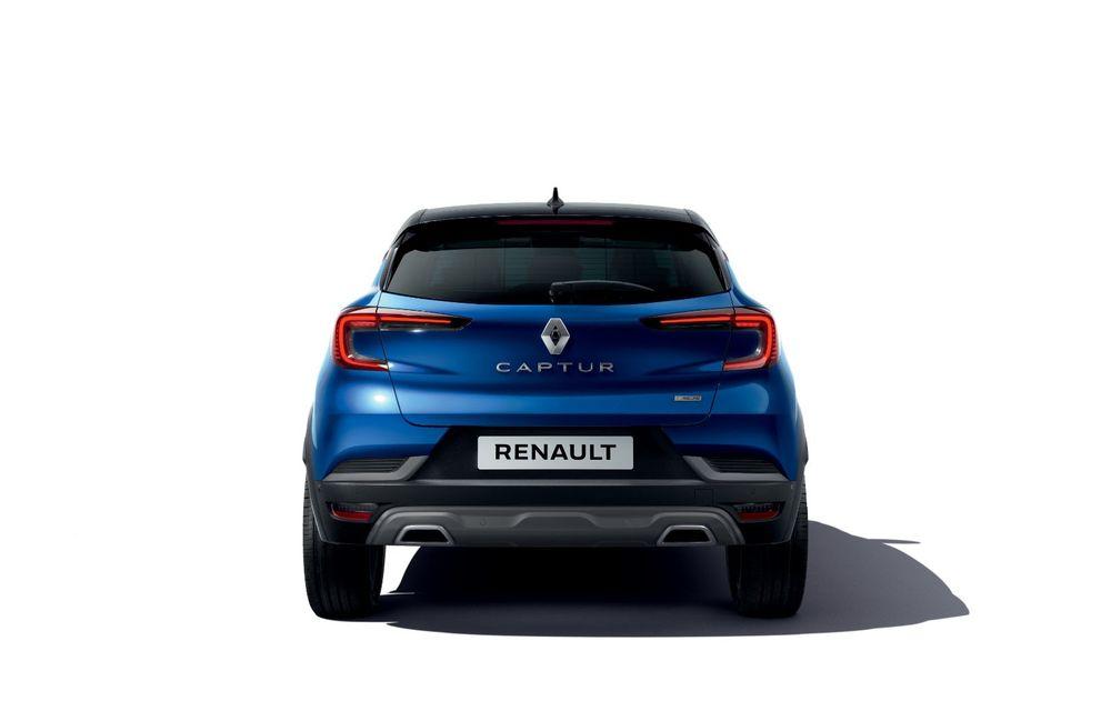 Renault Captur primește nivelul de echipare RS Line - Poza 11