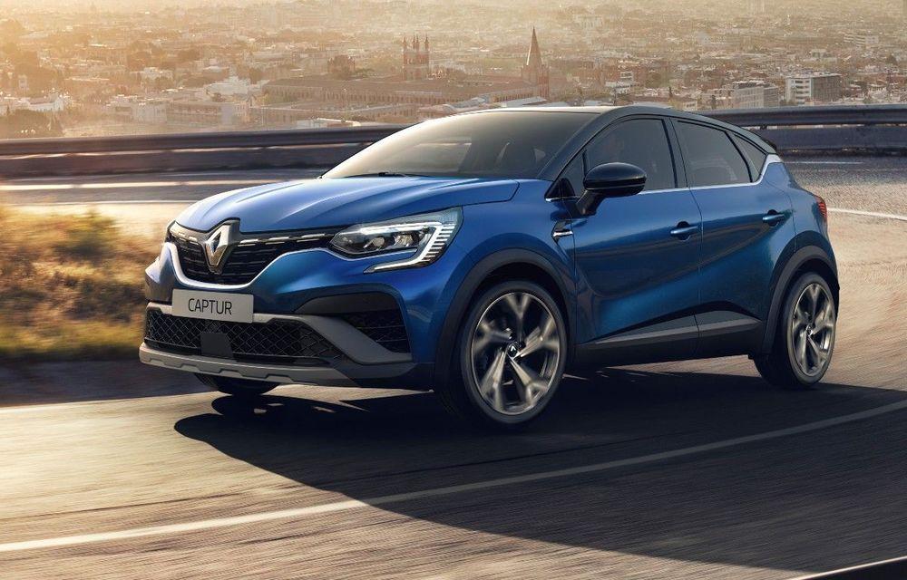 Renault Captur primește nivelul de echipare RS Line - Poza 1
