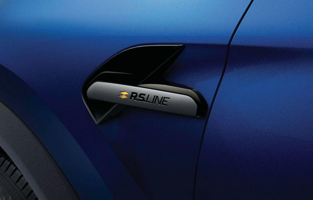 Renault Captur primește nivelul de echipare RS Line - Poza 14