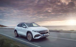 Prețuri Mercedes-Benz EQA în România: cel mai accesibil SUV electric al nemților costă sub 50.000 de euro