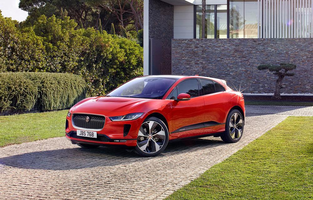 OFICIAL: Jaguar va lansa doar modele 100% electrice; primul Land Rover electric se lansează în 2024 - Poza 1