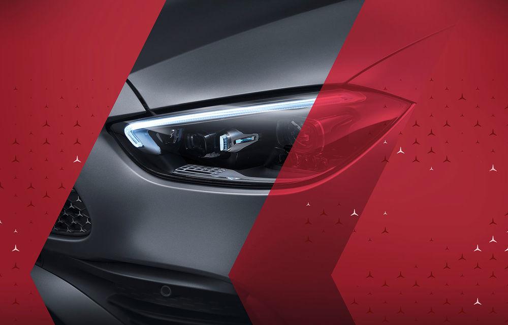 Primele imagini ale noului Mercedes-Benz Clasa C - Poza 1