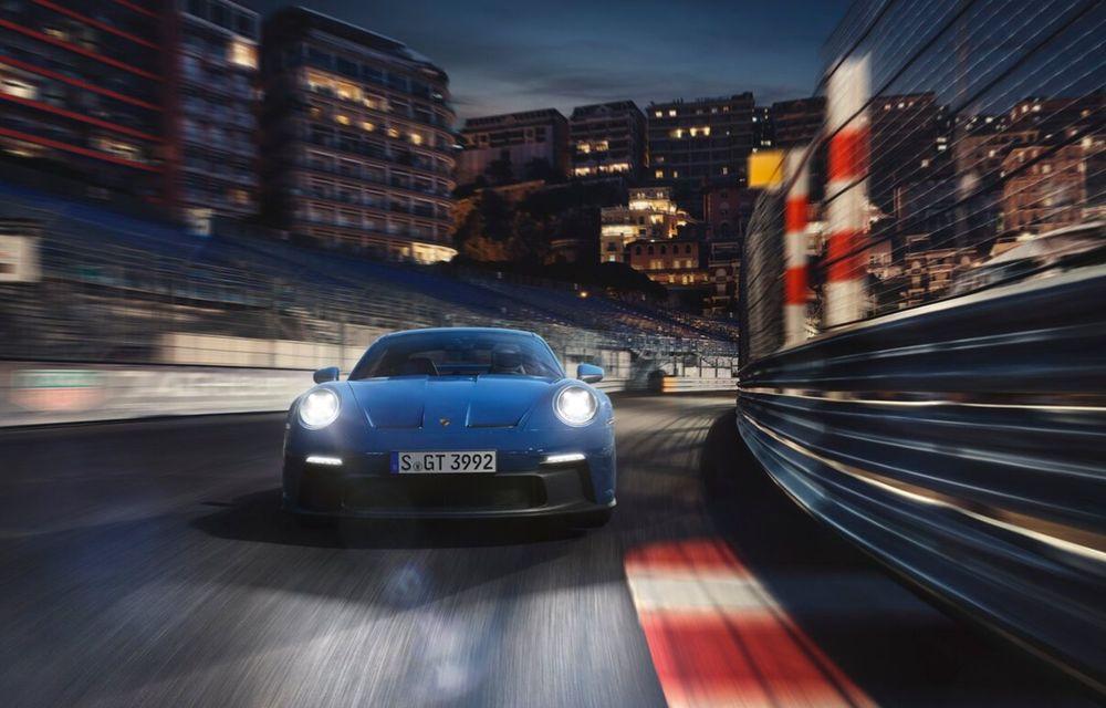 Noul Porsche 911 GT3 este aici: motor de 510 cai putere și apetit pentru circuit - Poza 4