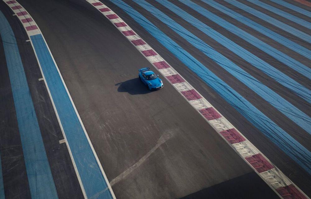 Noul Porsche 911 GT3 este aici: motor de 510 cai putere și apetit pentru circuit - Poza 11