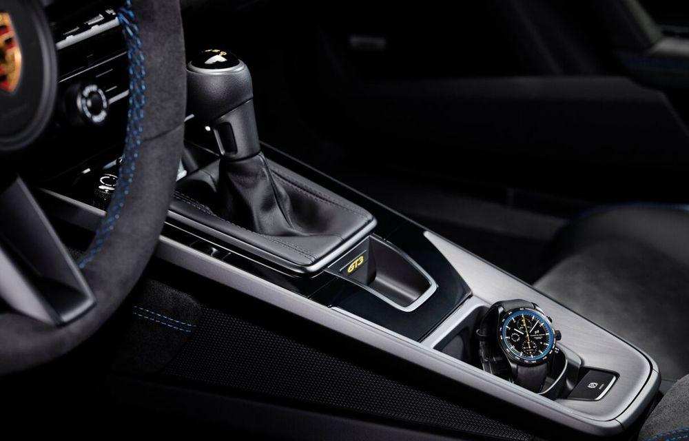 Noul Porsche 911 GT3 este aici: motor de 510 cai putere și apetit pentru circuit - Poza 26