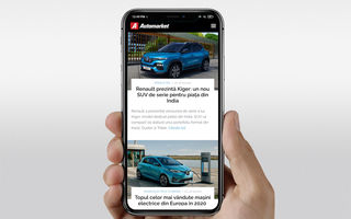 Automarket lansează o nouă aplicație de mobil: disponibilă pe iOS și Android