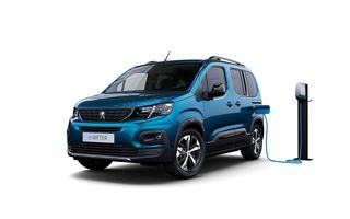 Peugeot lansează noul e-Rifter cu motor de 136 CP și autonomie de 280 de kilometri