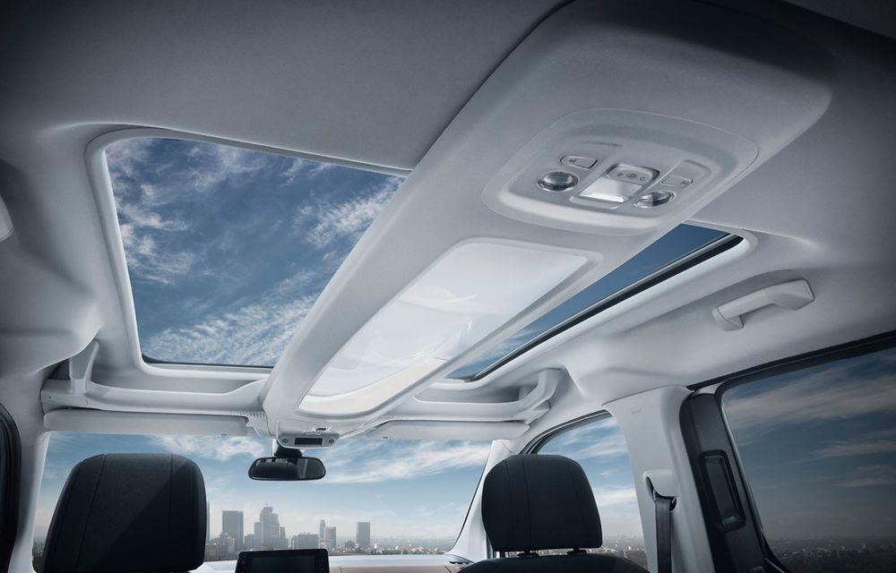Peugeot lansează noul e-Rifter cu motor de 136 CP și autonomie de 280 de kilometri - Poza 14