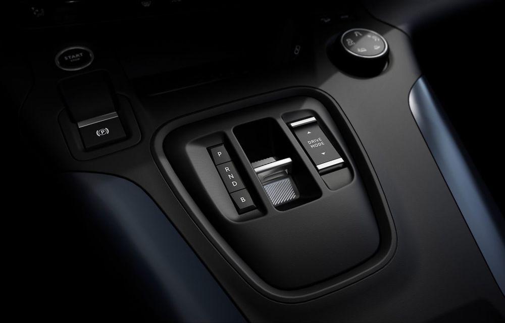 Peugeot lansează noul e-Rifter cu motor de 136 CP și autonomie de 280 de kilometri - Poza 2