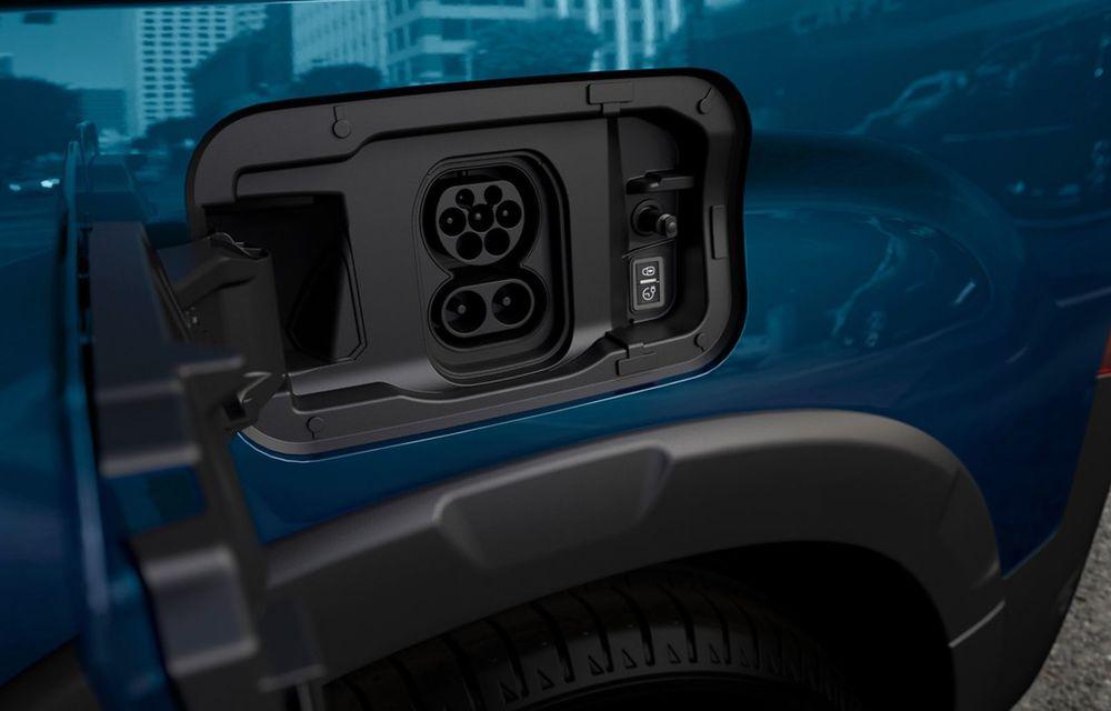Peugeot lansează noul e-Rifter cu motor de 136 CP și autonomie de 280 de kilometri - Poza 7