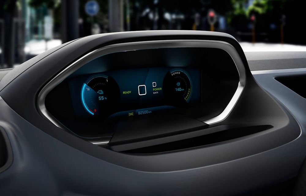 Peugeot lansează noul e-Rifter cu motor de 136 CP și autonomie de 280 de kilometri - Poza 6