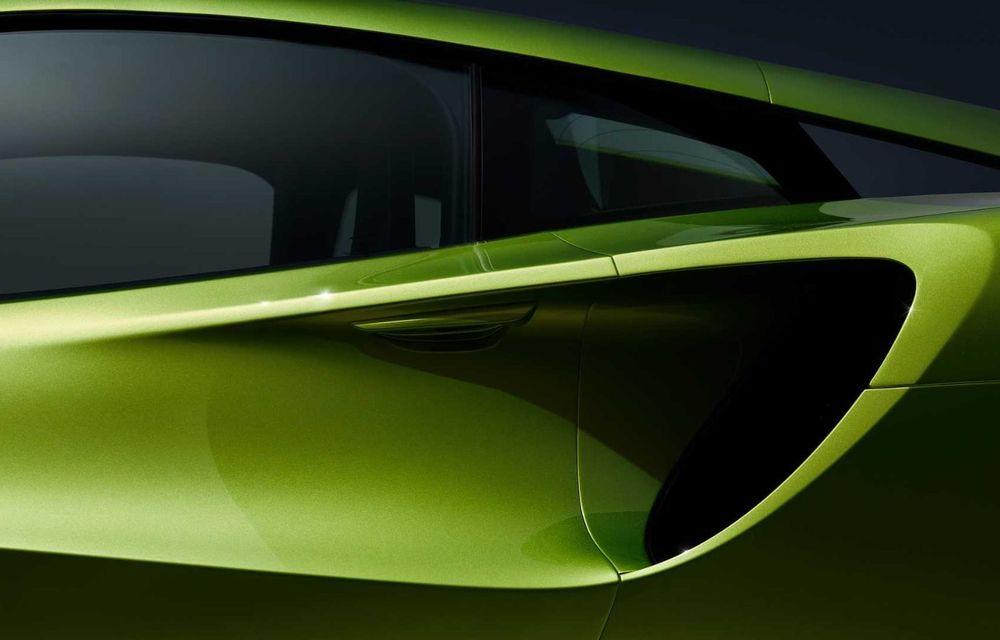 McLaren Artura: cel mai economic model din istoria englezilor vine cu motor hibrid și 671 de cai putere - Poza 20
