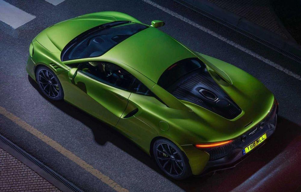 McLaren Artura: cel mai economic model din istoria englezilor vine cu motor hibrid și 671 de cai putere - Poza 7