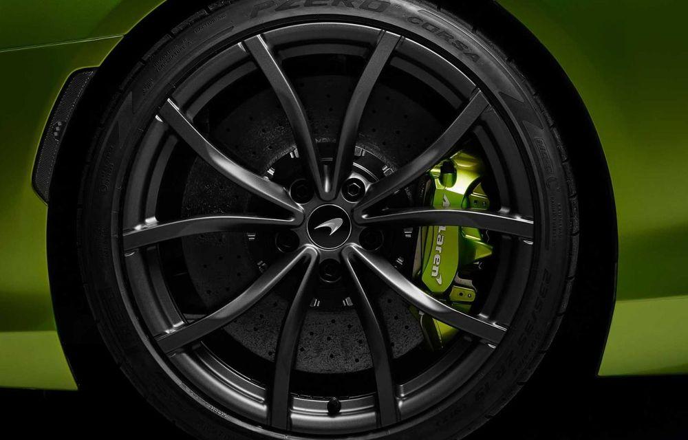 McLaren Artura: cel mai economic model din istoria englezilor vine cu motor hibrid și 671 de cai putere - Poza 21