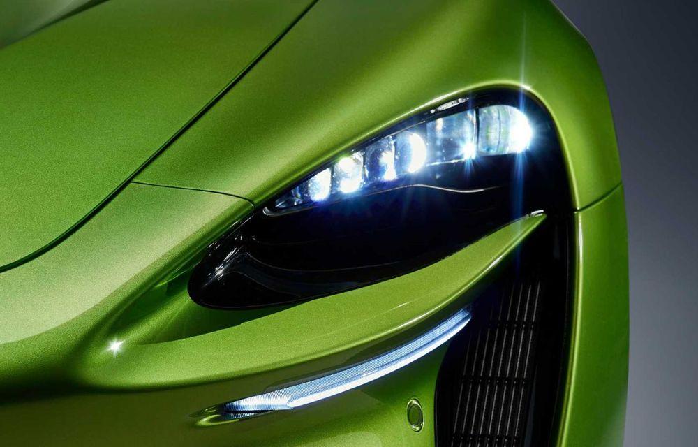 McLaren Artura: cel mai economic model din istoria englezilor vine cu motor hibrid și 671 de cai putere - Poza 22