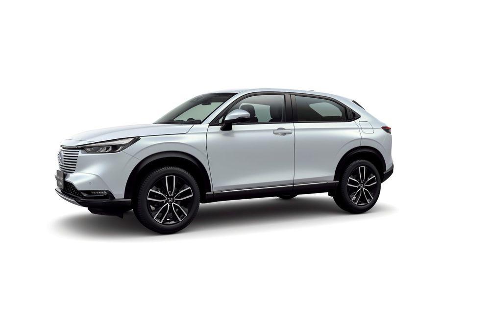 Noua generație Honda HR-V: micul SUV este disponibil doar cu un motor hibrid - Poza 4
