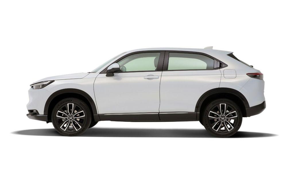 Noua generație Honda HR-V: micul SUV este disponibil doar cu un motor hibrid - Poza 8