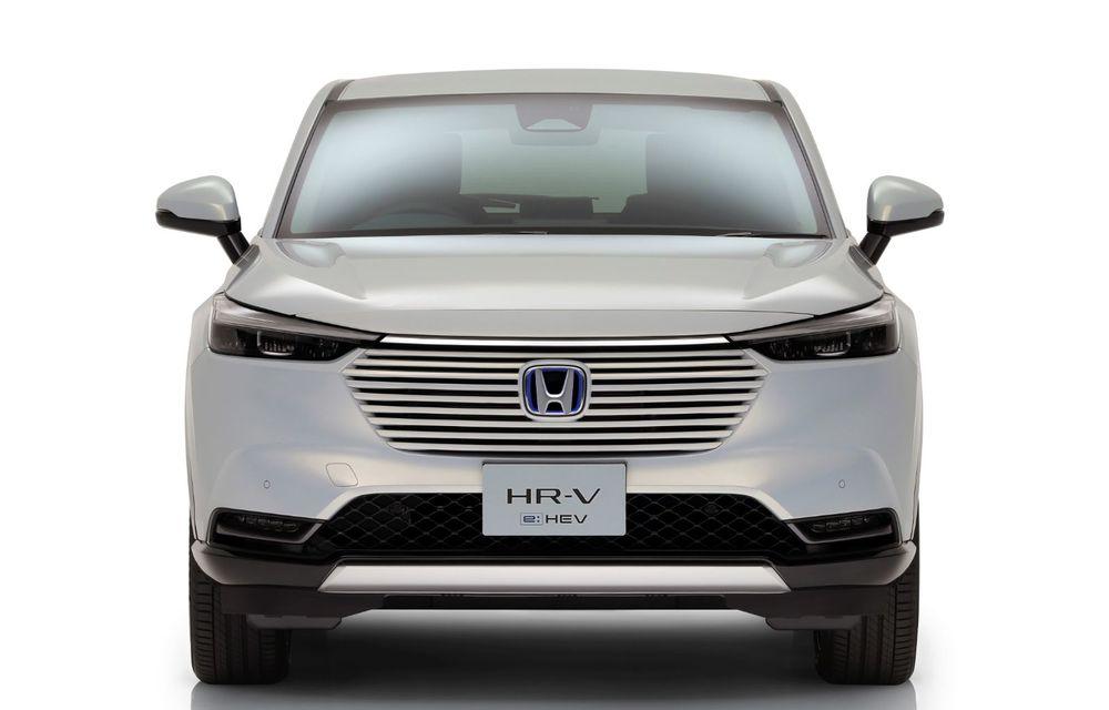 Noua generație Honda HR-V: micul SUV este disponibil doar cu un motor hibrid - Poza 9