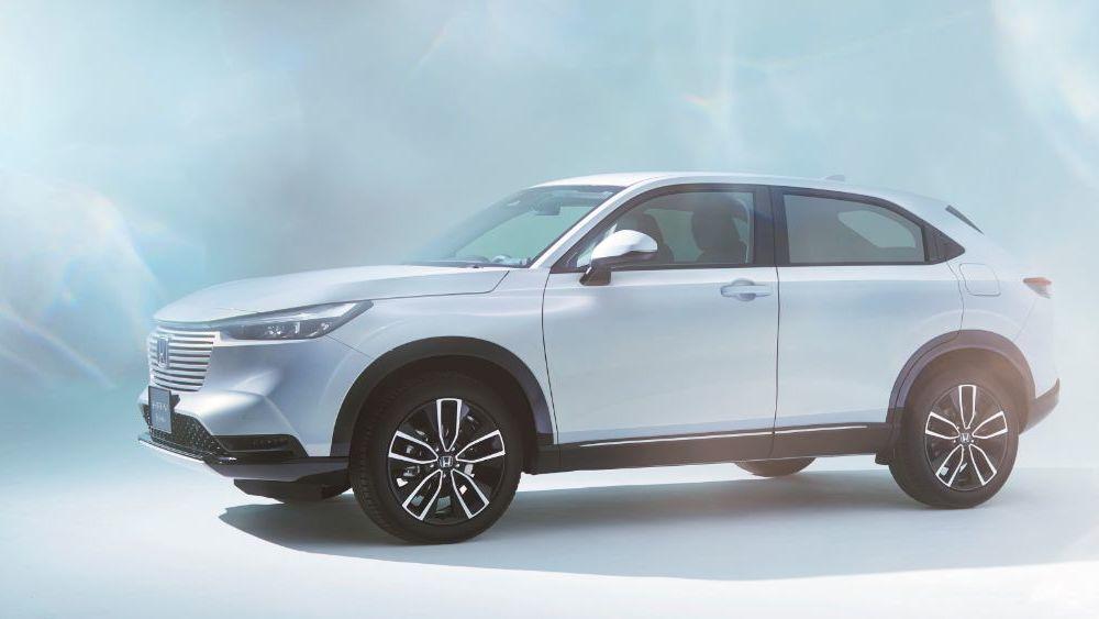 Noua generație Honda HR-V: micul SUV este disponibil doar cu un motor hibrid - Poza 5