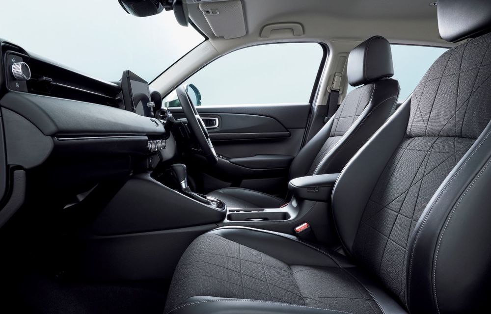 Noua generație Honda HR-V: micul SUV este disponibil doar cu un motor hibrid - Poza 3